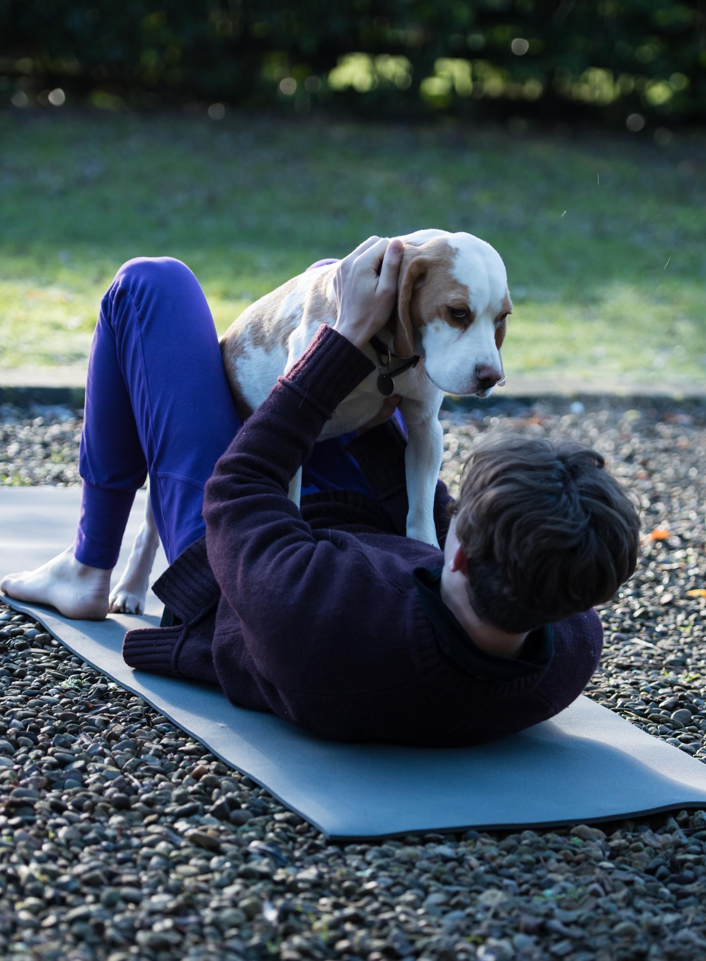 Hatha Yoga classes with Mrs O